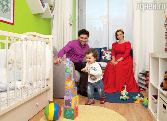 «Оформление детской я заказала дизайнеру и сразу поняла, что сглупила, не поступив так же со всей квартирой»