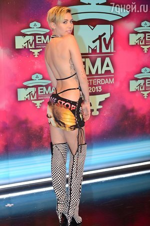 ����� ������ � ����-������ � ���������� ������ ������ � ����� ����� �� ��������� MTV Europe Music Awards 2013