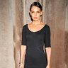 Кэти Холмс на показе Zac Posen на Неделе моды в Нью-Йорке
