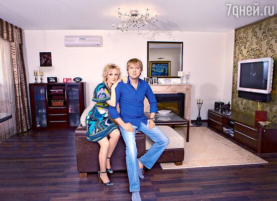 Сергей и Юля вместе уже двенадцать лет
