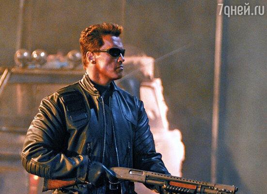 Кадр из фильма «Терминатор-3»