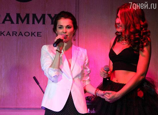 Сати Казанова поздравила  Лизабэт с дебютом