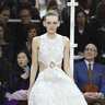 Показ Christian Dior Couture