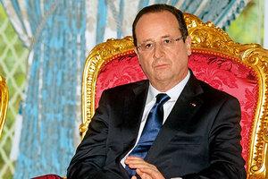 Франсуа Олланд: хроника супружеской измены французского президента