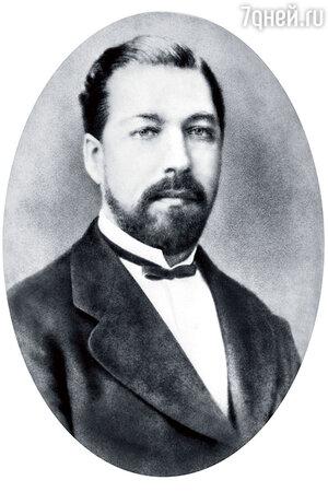 Петр Арсеньевич Смирнов