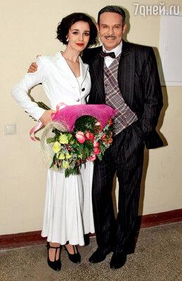 Валерия Ланская и Ефим Шифрин