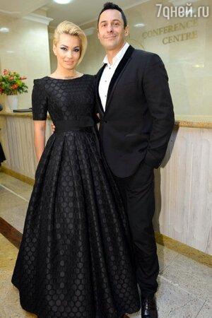 Стас Костюшкин и его супруга Юлия