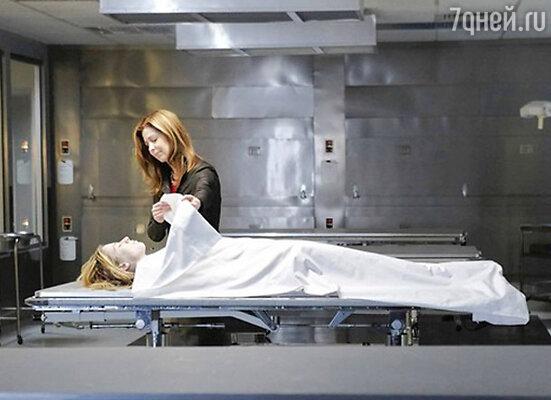 Кадр сериала «Следствие по телу»