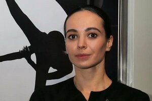 Диана Вишнева снялась в клипе Эроса Рамазотти
