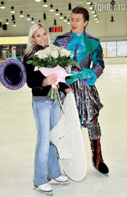 В шоу «Алиса в Стране чудес на льду» с Алексеем Ягудиным