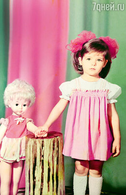 Марине Александровой 4 года
