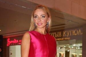 ВИДЕО: Татьяна Навка появилась перед многочисленной публикой без макияжа