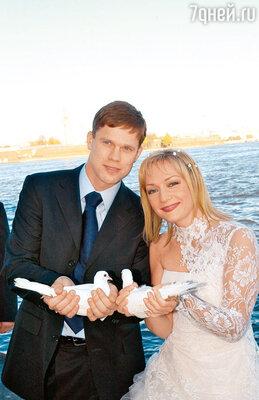 Свадьба Владислава и Татьяны. 18 октября 2005 г.