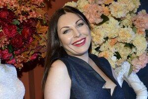 Наталья Бочкарева выбрала подвенечное платье