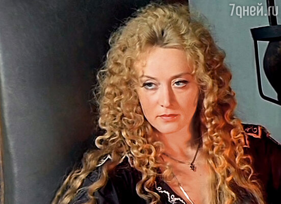 Маргарита Терехова в роли Миледи. «Три мушкетера», 1978 г.
