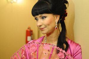 Нонна Гришаева воплотилась в «Хрустальную Турандот»