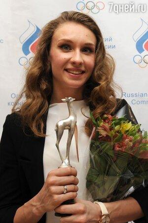 Наталья Ищенко  стала мамой