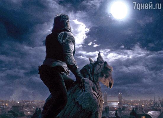 Кадр фильма «Человек-волк»