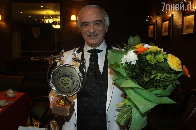 Полад Бюльбюль оглы на кинофестивале комедии «Улыбнись, Россия!»