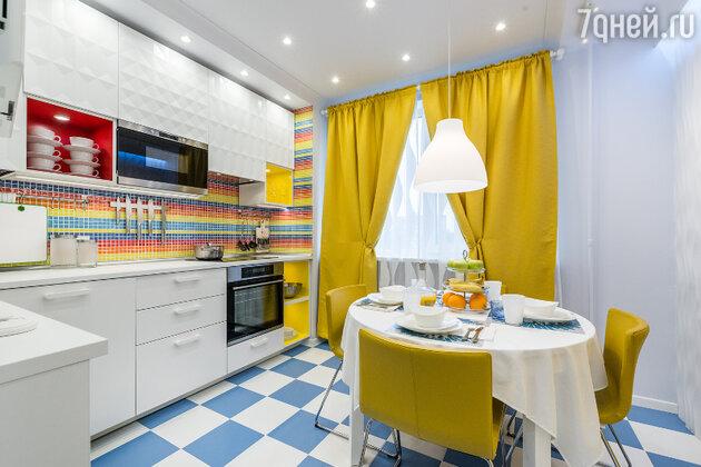 Идеи для дизайна: как сделать кухню своей мечты
