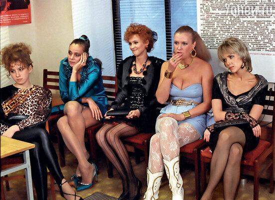 В фильме Петра Тодоровского «Интердевочка» Розанова сыграла проститутку Симу Гулливер!