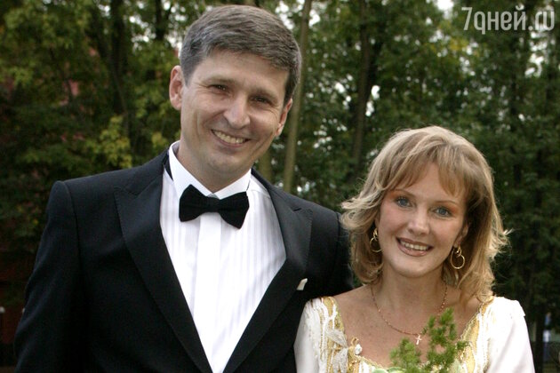 Елена Проклова и Андрей Тришин