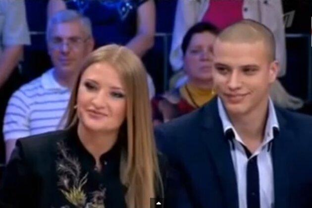 Дочь Елены Прокловой Полина с женихом
