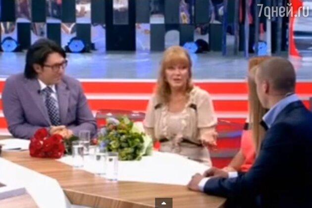 Елена Проклова, дочка Елены Прокловой Полина, Андрей Малахов