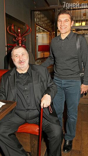 Андрей Малюков и Сергей Угрюмов