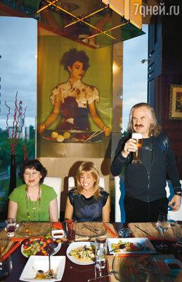 Тост от Петровича (Пресняков-старший с женой Еленой)