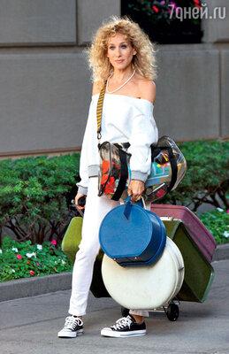 Сара Джессика Паркер скупила 100 пар туфель только своей любимойфирмы