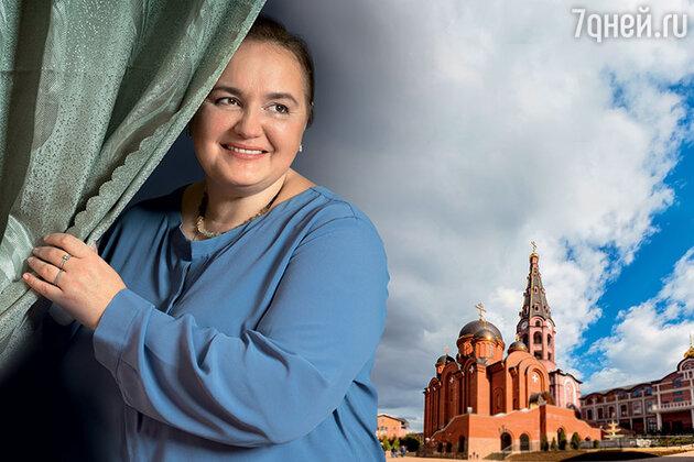 Елена Земляникина
