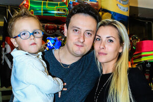 Стас Ярушин показал сыну настоящее чудо