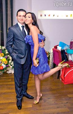 Алсу с мужем Яном