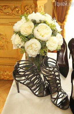 Изысканные туфли на высоком каблуке стали безусловным хитом дня