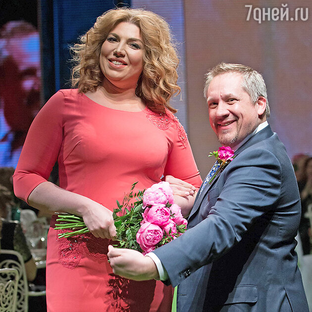 Екатерина Скулкина на показе Marina Rinaldi