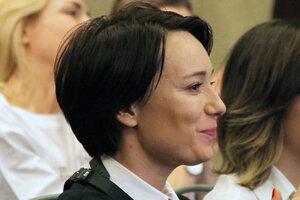 Чулпан Хаматова узнала, когда родит Ольга Ломоносова
