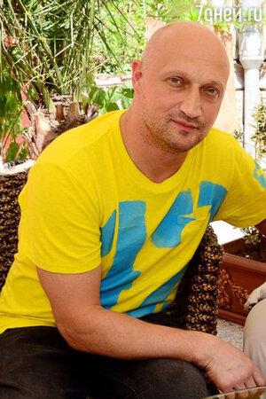 Гоша Куценко на Одесском кинофестивале. 2013 год