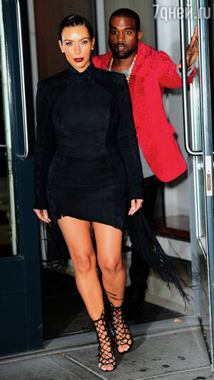 Ким Кардашьян, ноябрь 2013