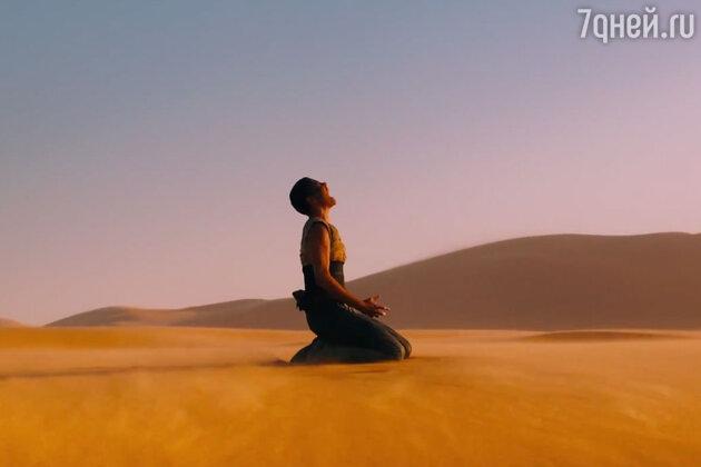 Кадр из фильма «Безумный Макс: Дорога ярости» Шарлиз Терон