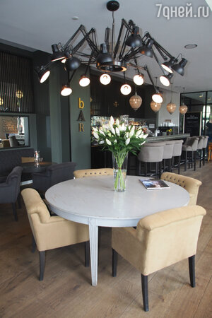 Nimb Brasserie в Копенгагене