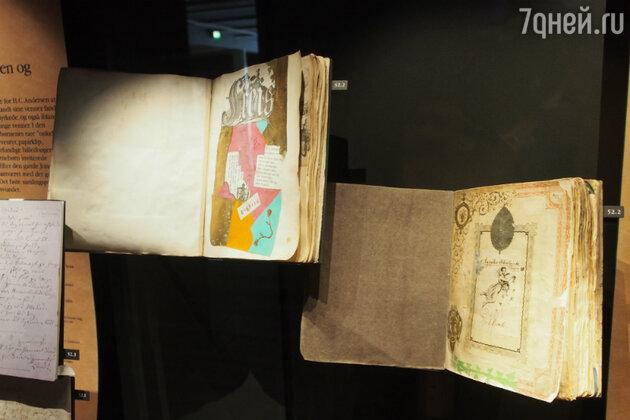 Музей Ганса Христиана Андерсена в Оденсе