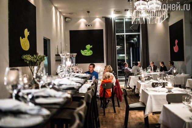 Ресторан Pasfall в Оденсе