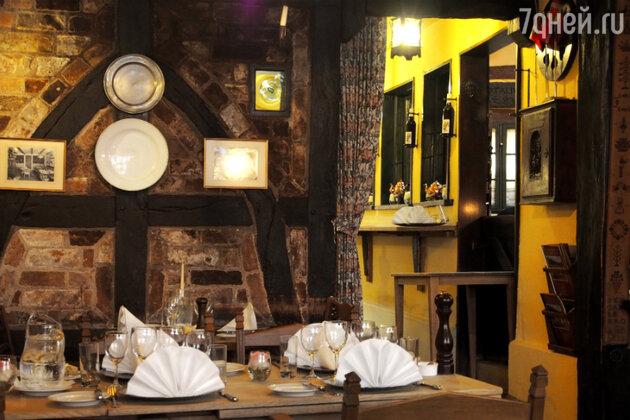 Ресторан Den Gamle Kro