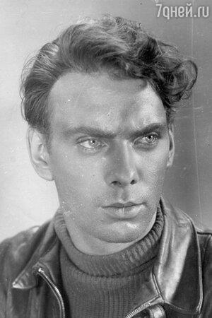 Алексей Баталов, 1957 год