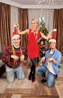 Анна Хилькевич: «Двенадцать часов новогодней ночи — это магическое время для загадывания желаний. Моиобязательно сбываются!»