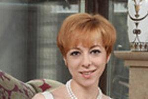 Марианна Максимовская впервые вышла в свет с дочерью