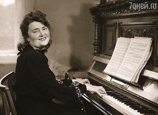 Моя свекровь – Мария Семеновна Стеблова. Снимок сделан в Берлине в 1946 году