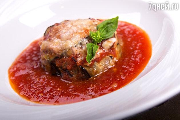 Баклажаны «Пармиджано»: рецепт от бренд-шефа Джузеппе Д'Анджело