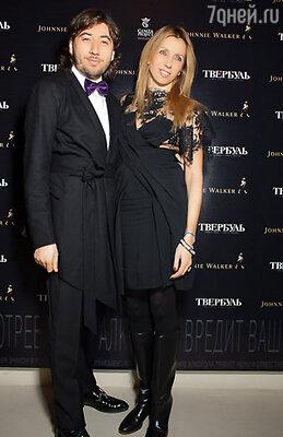 Михаил Друян и Светлана Бондарчук